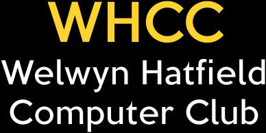 Welwyn Hatfield Computer Club